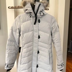 NEW Canada Goose Black Label Lorette Parka